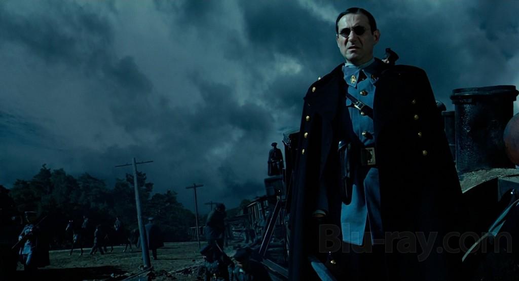 Sergi López as the evil Captain Vidal
