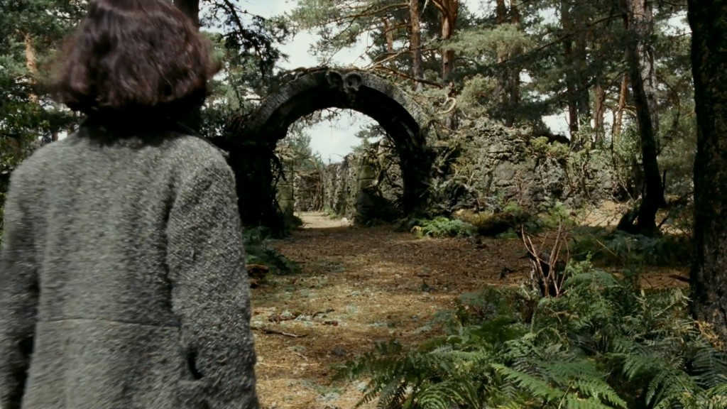 Much like a maze, the film twists and entwines upon itself, creating layers to unravel