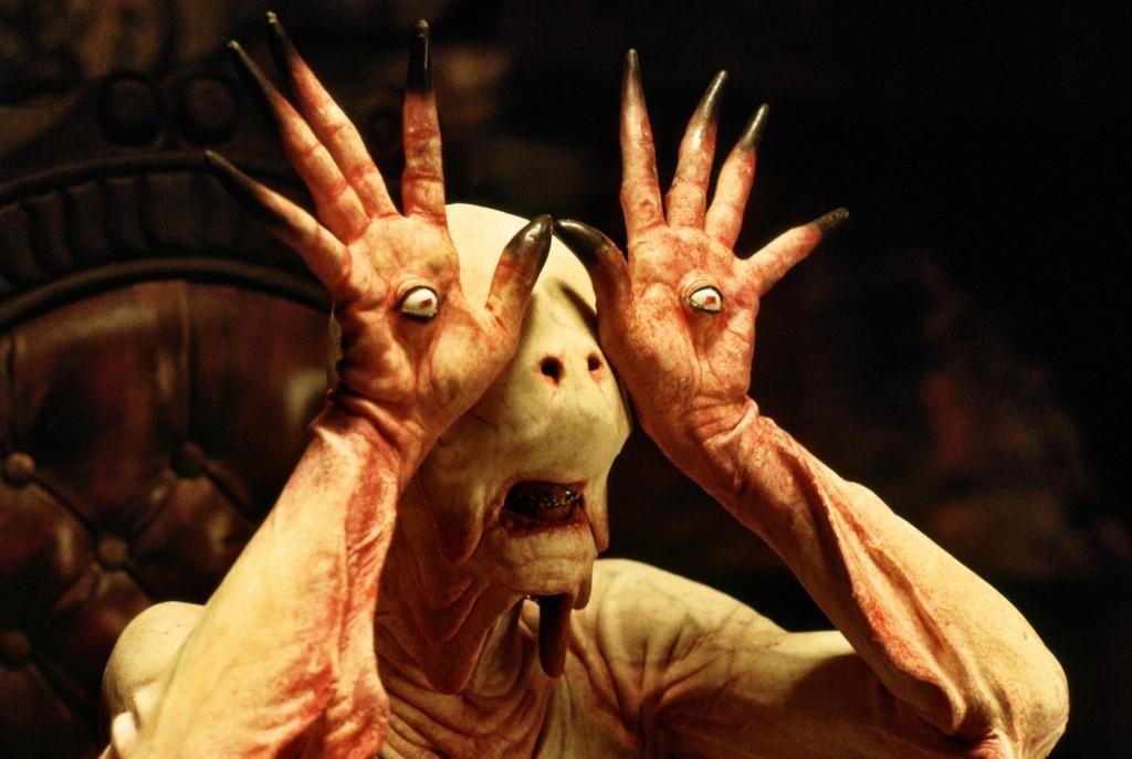 Doug Jones as the infamous Pale Man