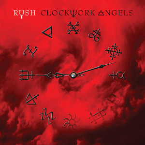 cover of clockwork angels by rush