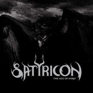 cover of age of nero by satyricon