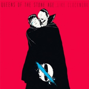 cover of like clockwork by queens of the stone age