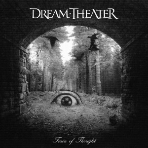 cover of train of thought by dream theater