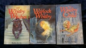 whitby witches series by robin jarvis